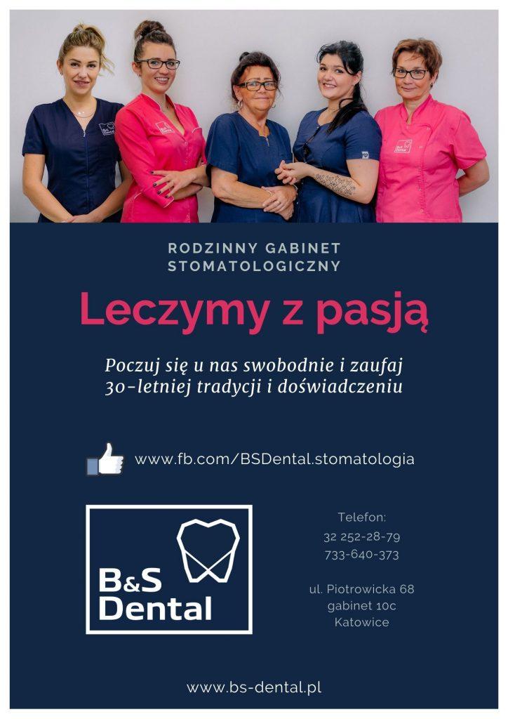 Wizytówka gabinetu dentystycznego